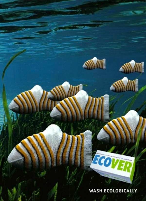 Jedna z podôb reklamnej kampane Ecoveru v minulosti s dôrazom na ekológiu. (Foto: archív)