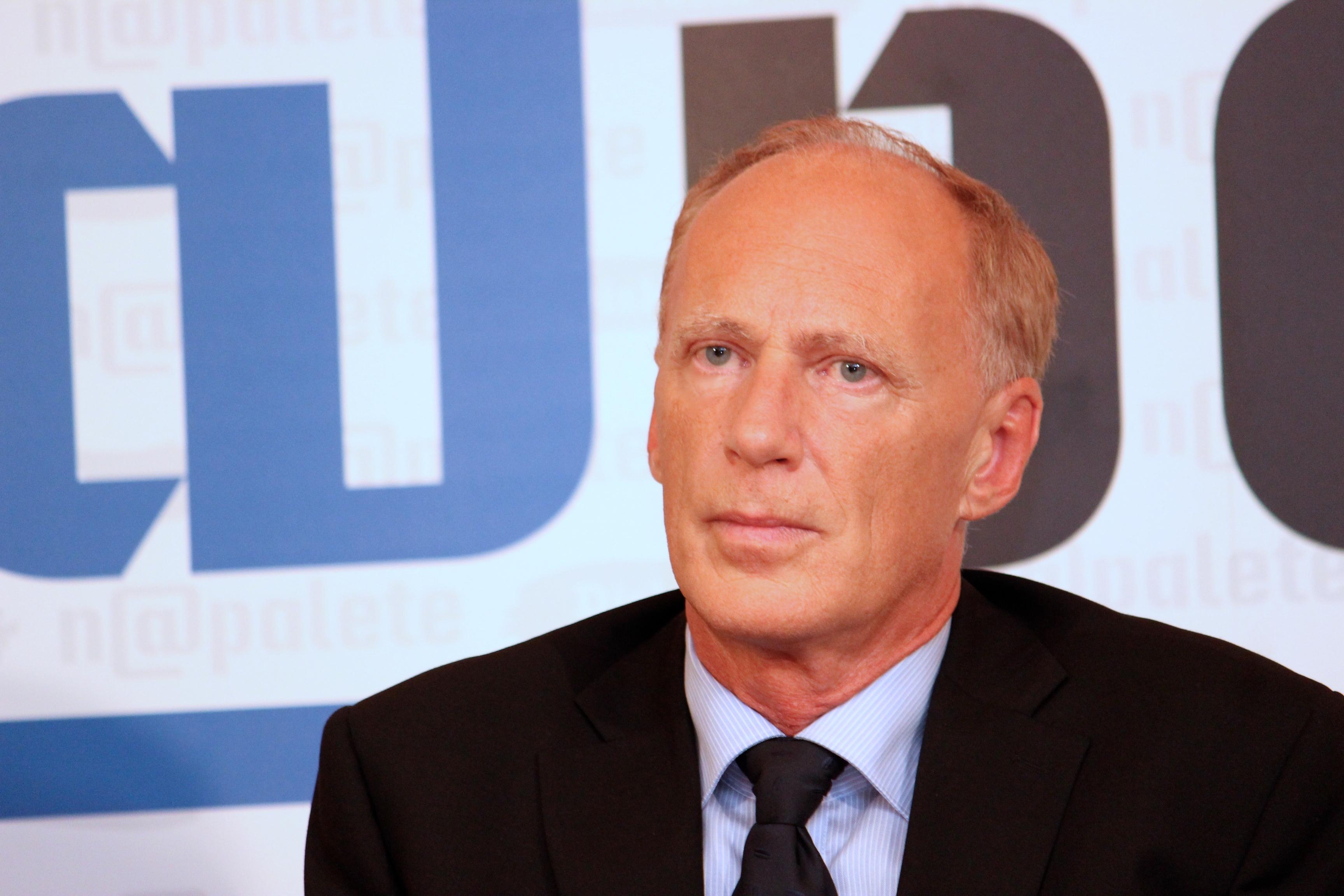 Jaroslav Paška, prvý podpredseda SNS (Foto: Michaeala Kolimárová)