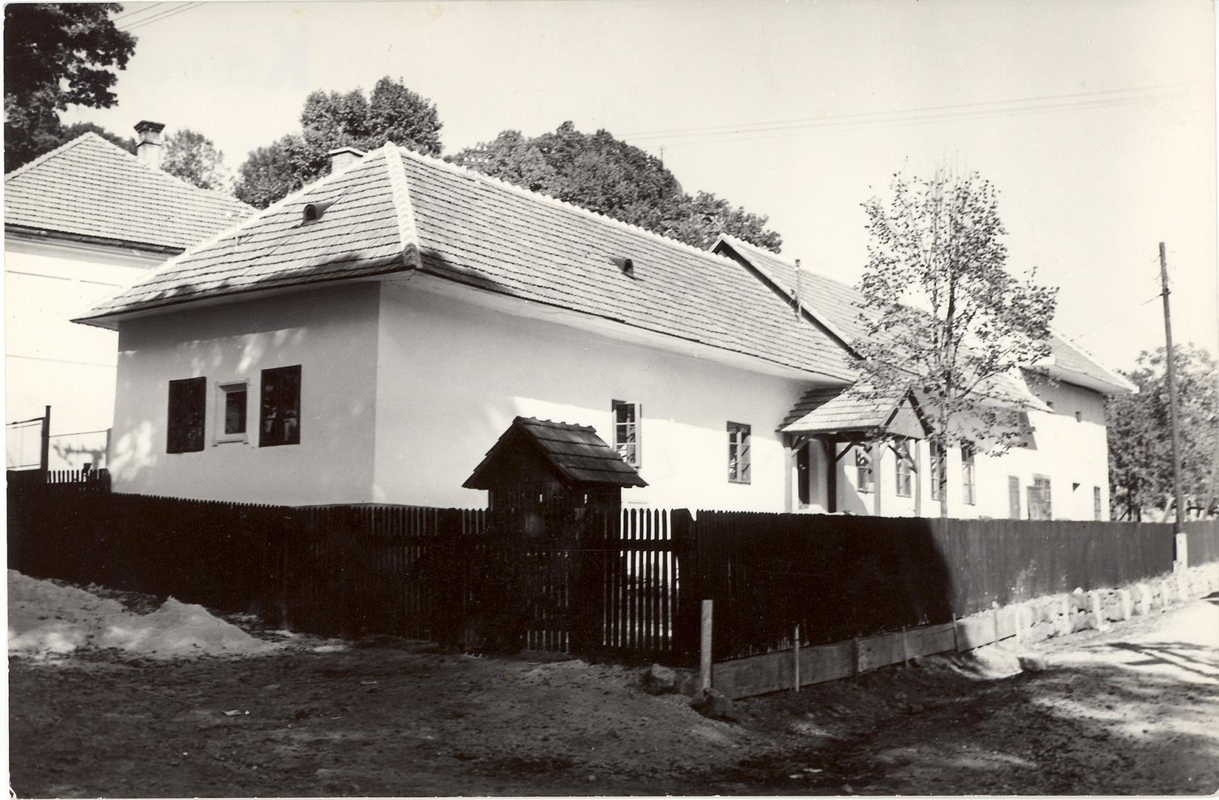 Rodný dom Ľudovíta Štúra v Uhrovci. (Foto: archív)