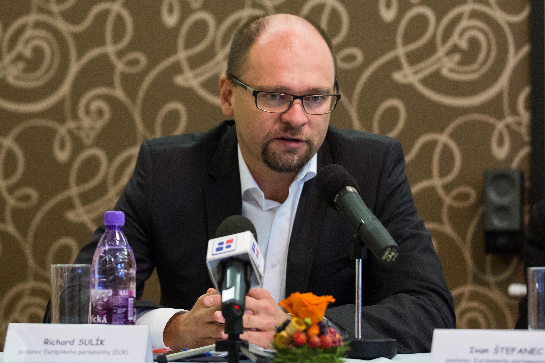 Richard Sulík. (Foto: SITA)
