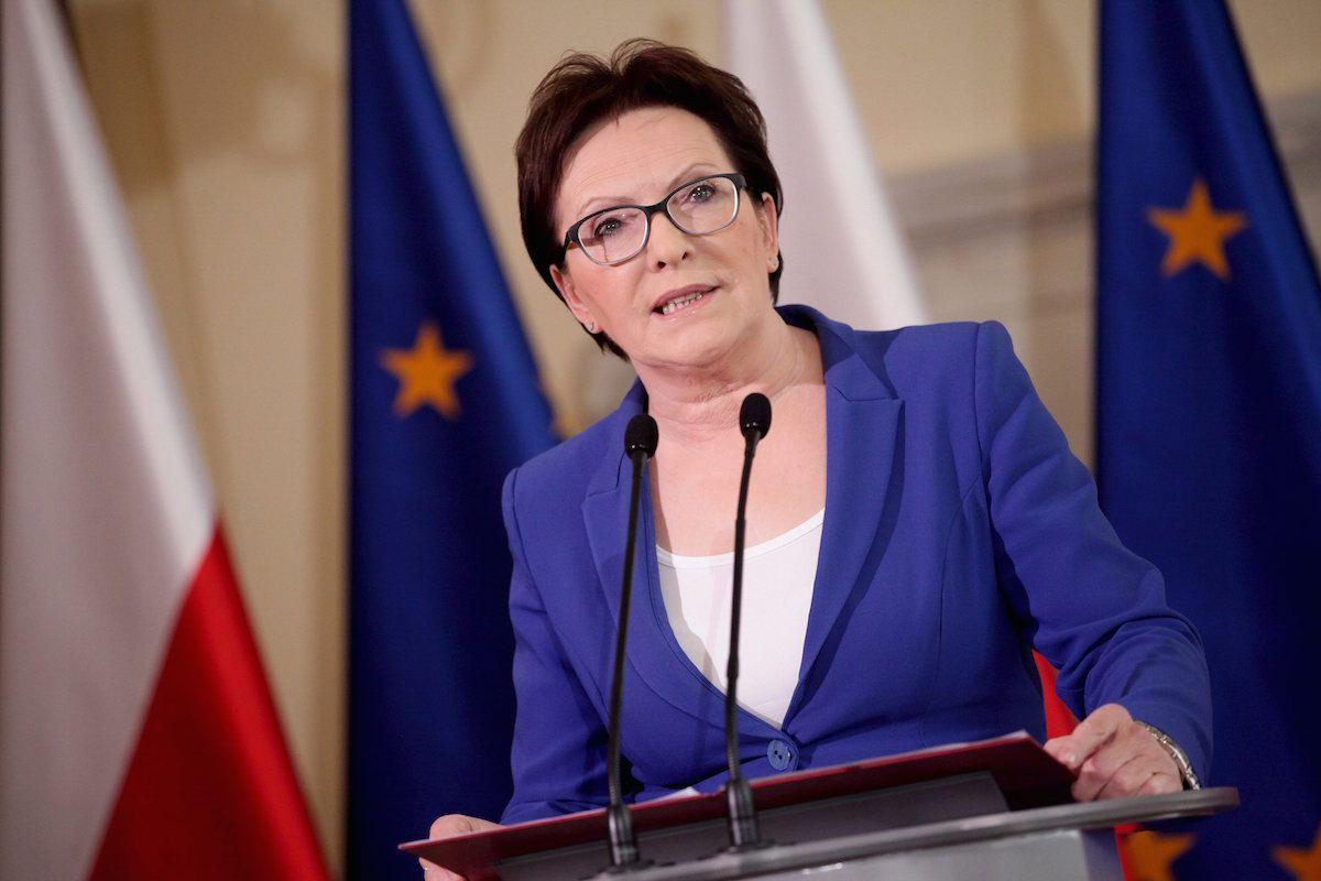 Ewa Kopaczová. (Foto: archív)