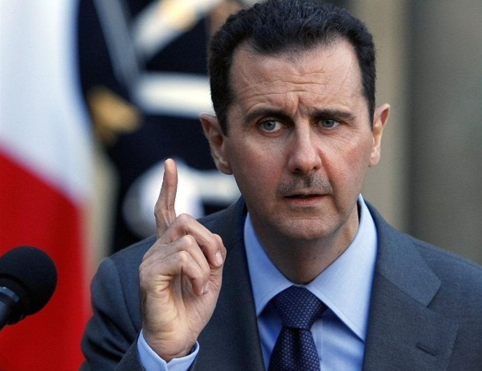 Bašár Asad. (Foto: TASR/AP)