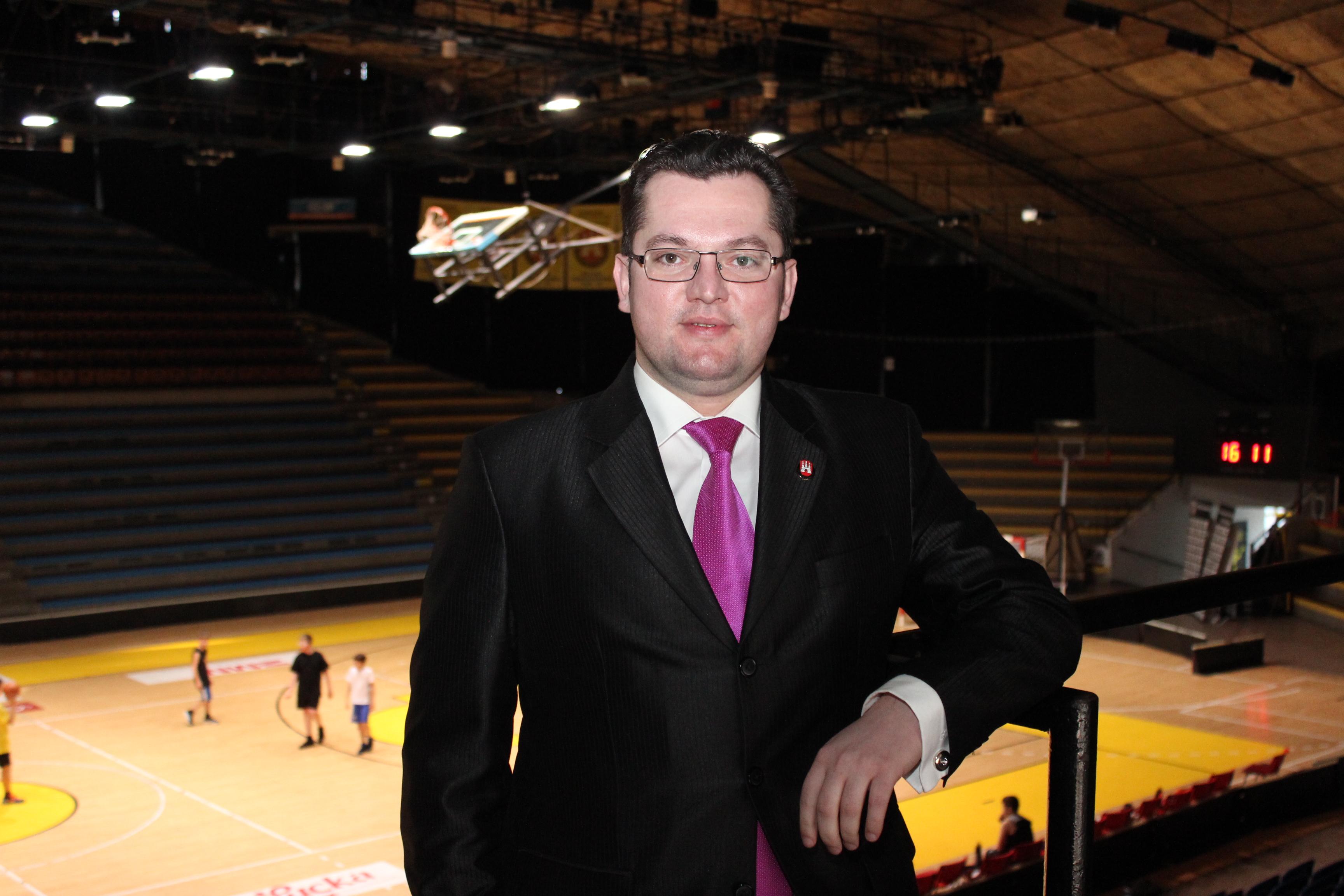 Andrej Kolesík je aj prezidentom AŠK Inter. (Foto: Michaela Kolimárová)