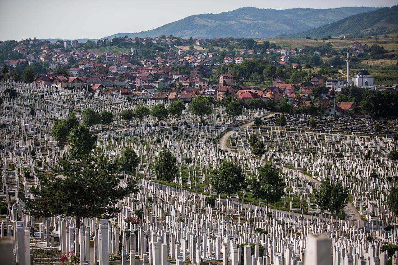 Srebrenica. (Foto: archív)