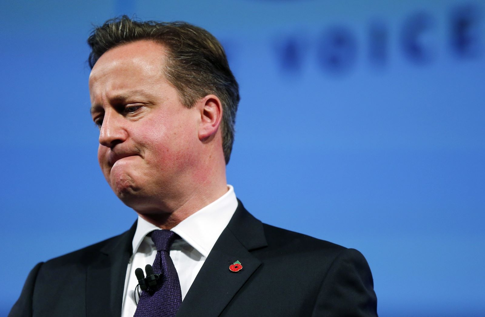 David Cameron. (Foto: archív)