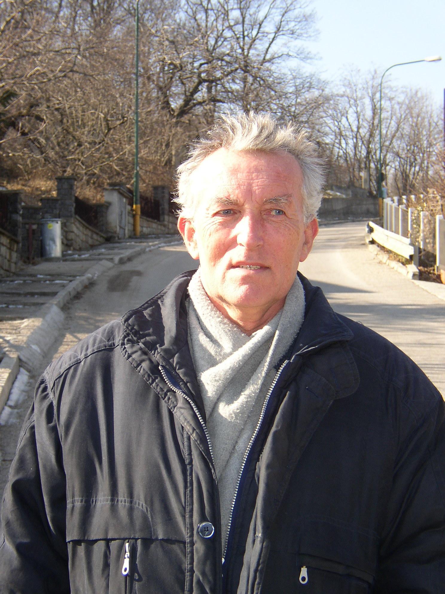 Roman Hofbauer zomrel v Bratislave 1. júna 2016 po dlhej chorobe vo veku 76 rokov. (Foto: Pavel Kapusta)