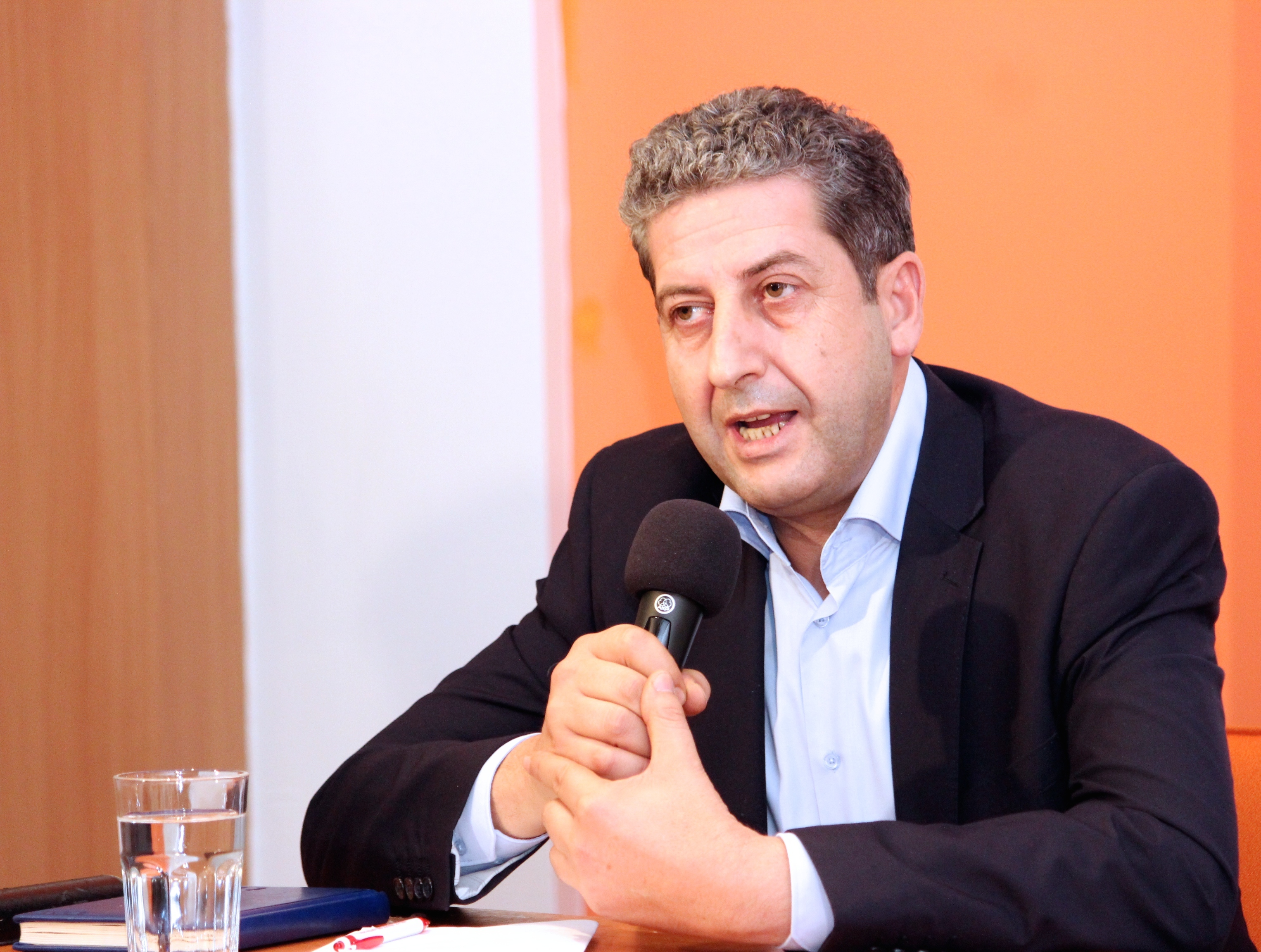 Jalal Suleiman,Foto: Michaela Kolimárová