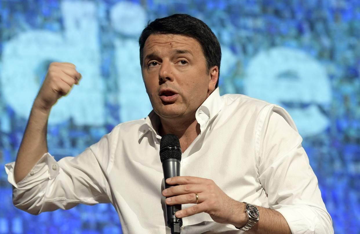 Matteo Renzi. (Foto: archív)