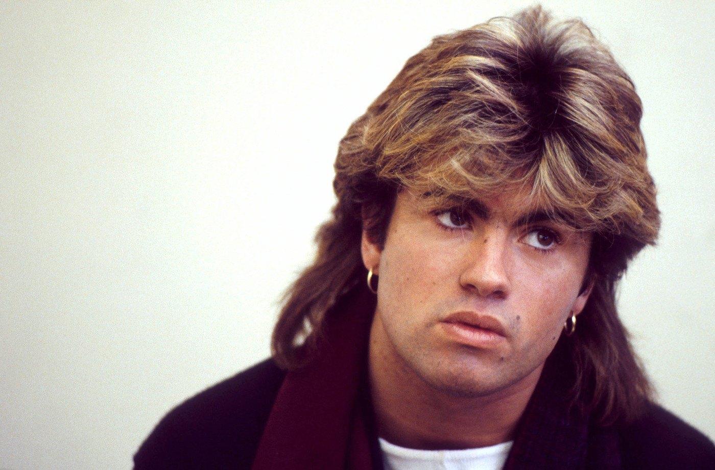 George Michael v čase, keď začínal svoju kariéru v skupine Wham! (Foto: archív)