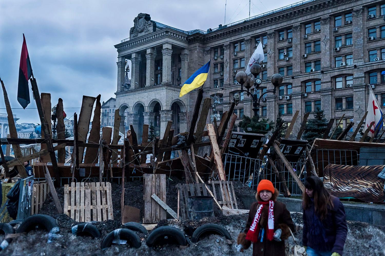 Ukrajinci sú po Majdane ešte chudobnejší, ako predtým. (Foto: archív)
