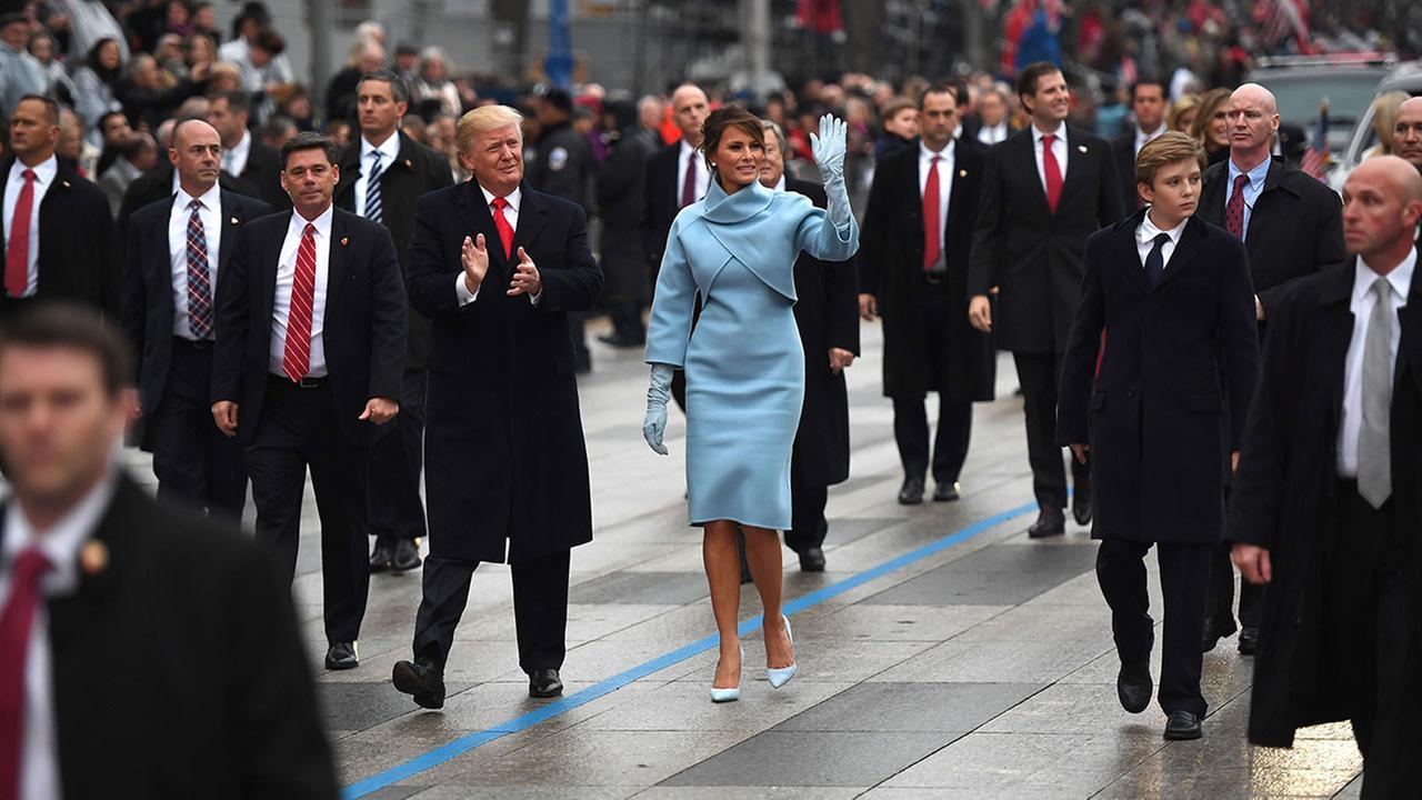 Po prvý raz v histórii sa prvou dámou v USA stane slovanská žena. melania Obamová pochádza zo Slovinska. (Foto: archív)