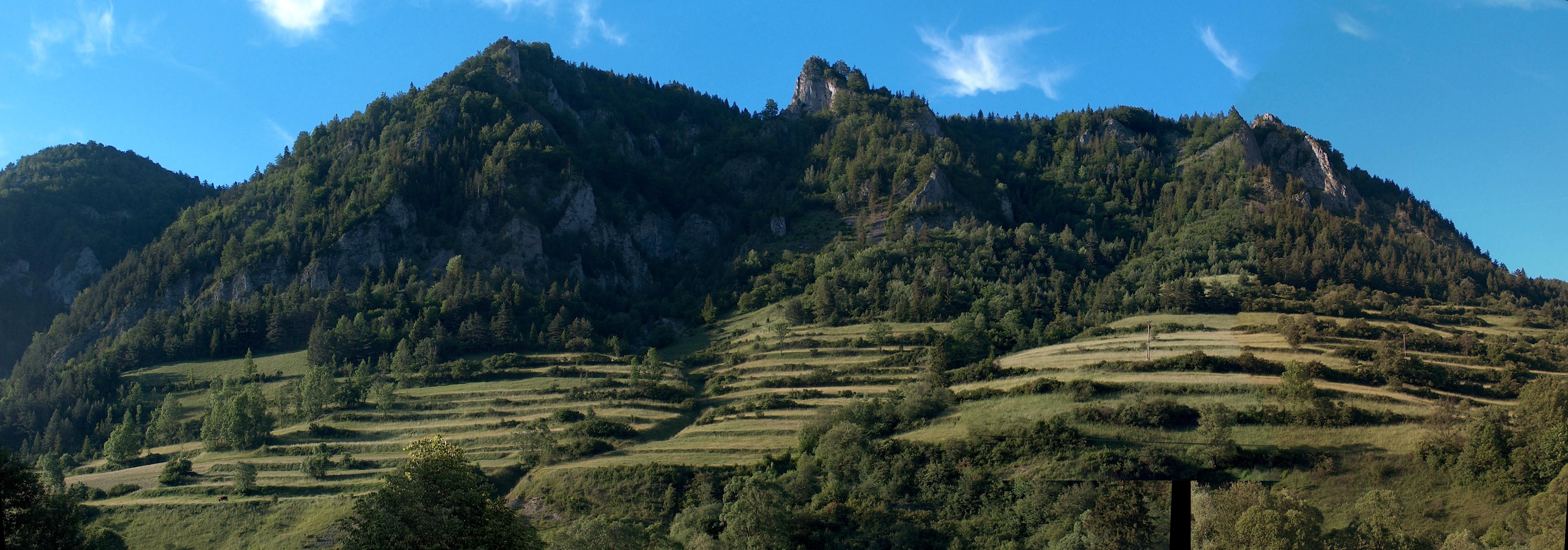 Haligovské skaly. (Foto: archív)