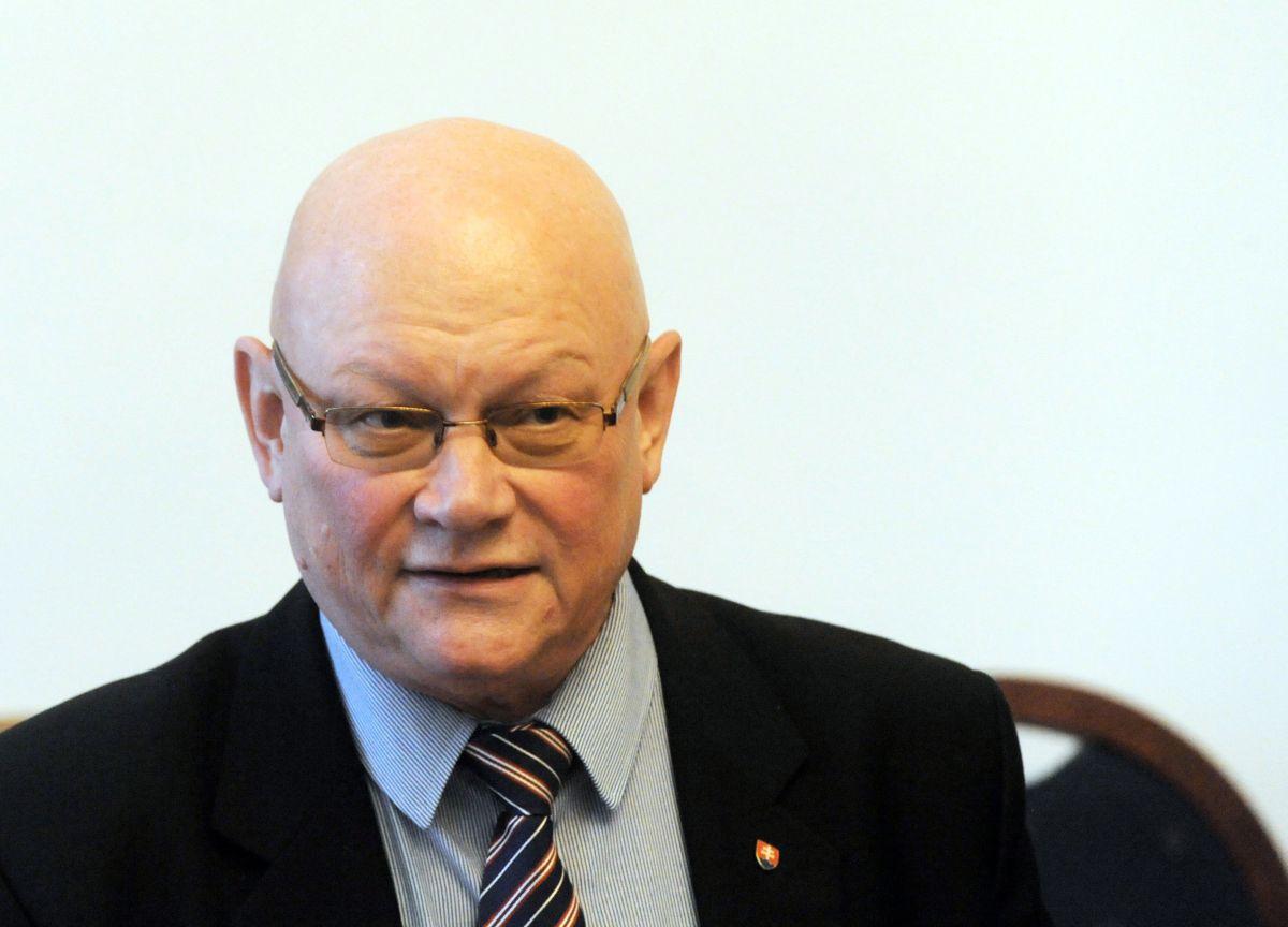 Predseda Matice slovenskej Marián Tkáč. (Foto: archív)