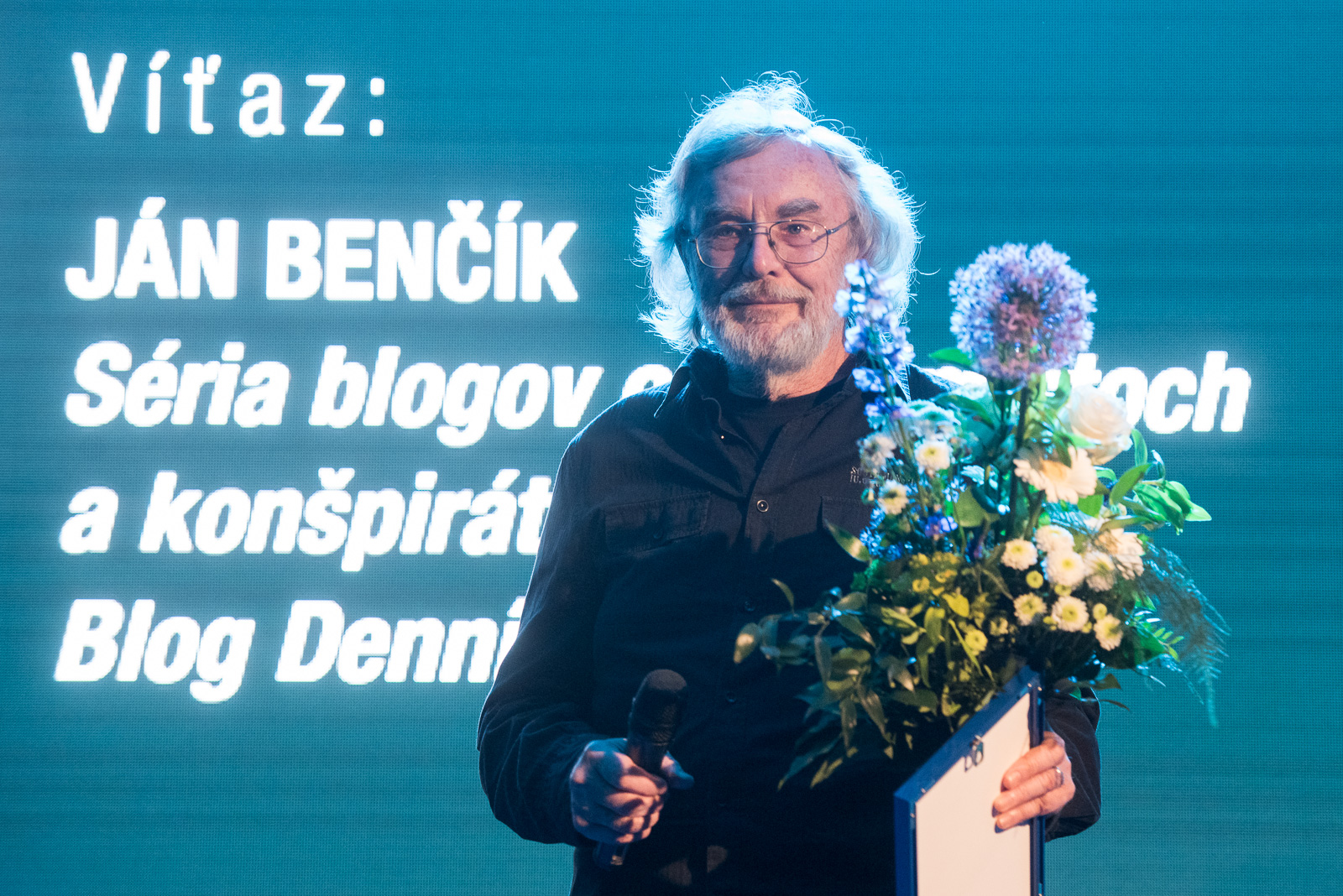 """Meno Jána Benčíka sa stalo synonymom udavačstva . Za túto """"bohumilú"""" činnosť je dokonca oceňovaný... (Foto: archív)"""