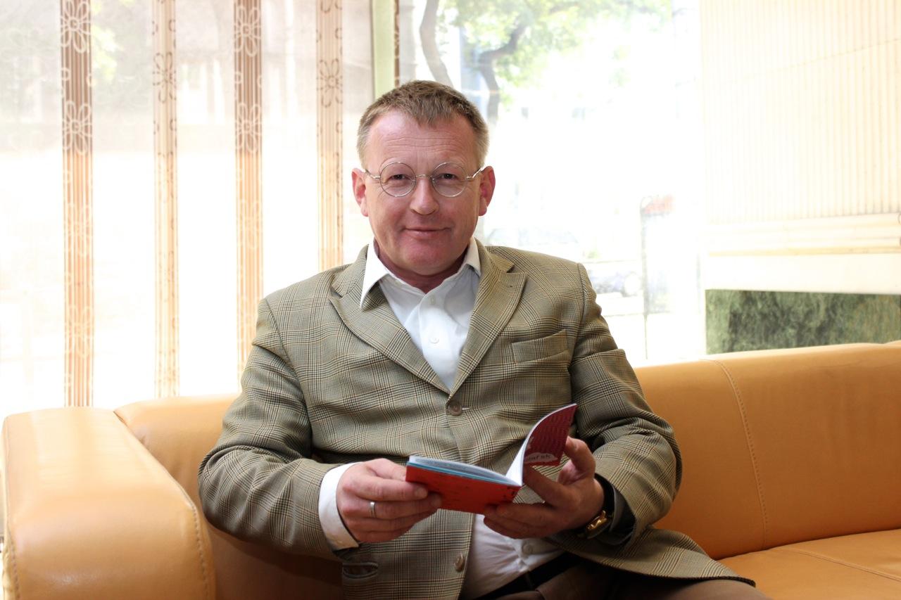 Vladimír Bačišin. (Foto: Michaela Kolimárová)