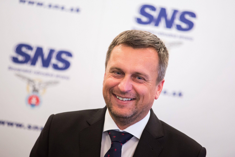 Podľa publicistu Juraja Hrabka sa strane Andreja Danka nedarí získavať nových voličov. (Foto: archív)