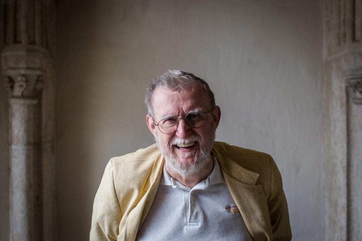 Ľubomír Feldek. (Foto: archív)
