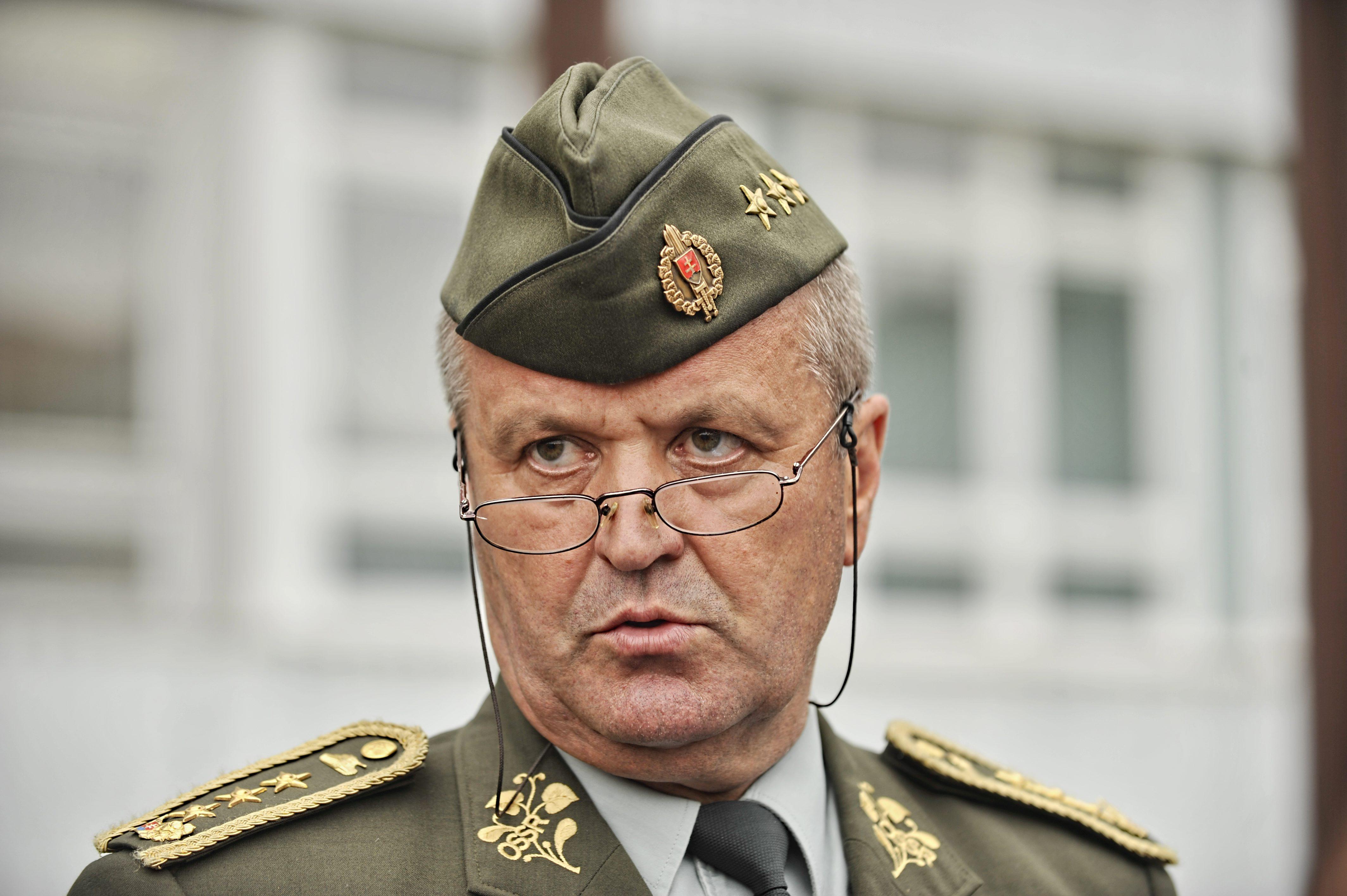 Minister obrany Peter Gajdoš. (Foto: archív)