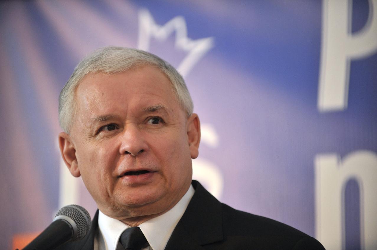 Lech Kaczynski (Foto: archív)